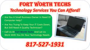 IT Consulting; Computer Repair